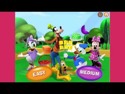 Watch Mickey Mouse Clubhouse Full Episodes Games TV - Mickey's Mousekespotter Help Mickey spot his friends with cool objects, designs and colors! https://www.youtube.com/watch?v=ZsLXHwoGb10&feature=youtu.be