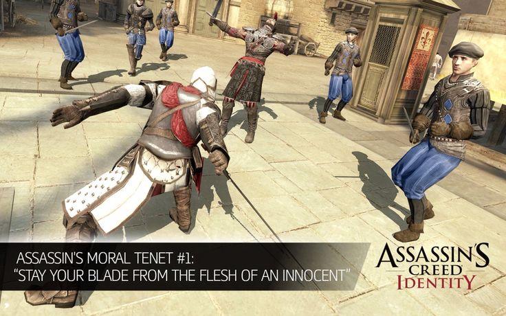 Assassin's Moral #1