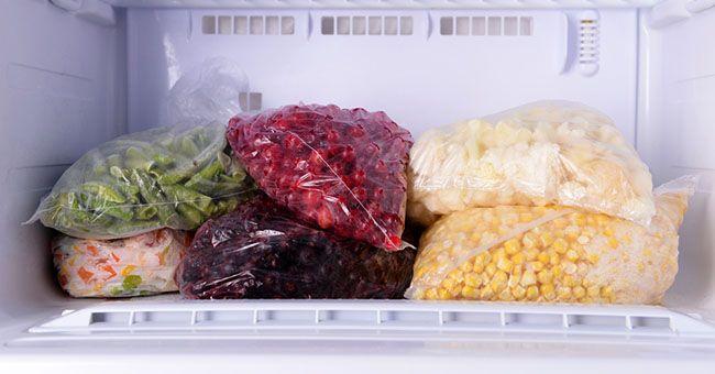 Freezer: errori da non fare quando si congela il cibo