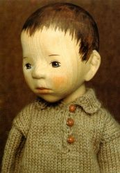 Pongratz Dolls carved wood,