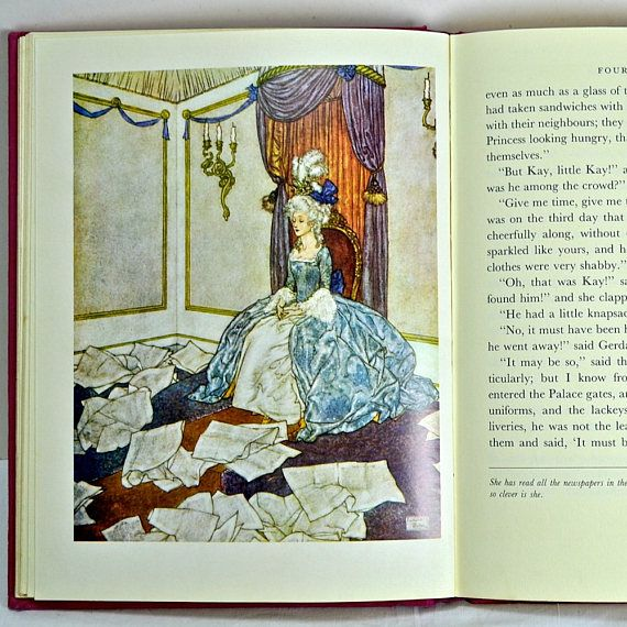 Dulac's Snow Queen and Other Stories by Hans Christian