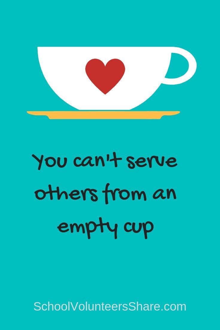 Volunteer Quote You Can T Serve Others From An Empty Cup Good Reminder To Take Time To Refi Volunteer Quotes Volunteer Appreciation Quotes School Volunteer