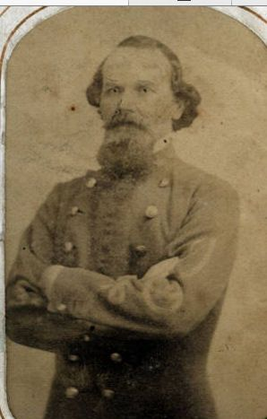 Lawrence Massillon Keitt (1824-1864), lawyer, politician, July 1861 raised the 20th South Carolina Regiment of Volunteers & commissioned as Colonel.  Wounded in Battle of Cold Harbor and died as result of his wounds the next day, June 4, 1864.  Left a widow and two very young children.