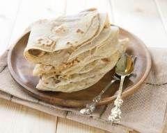 Pain indien chapati