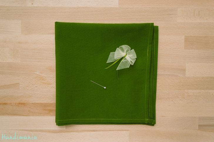 Decorar la mesa en navidad c mo doblar servilletas en - Manualidades para decorar la mesa en navidad ...