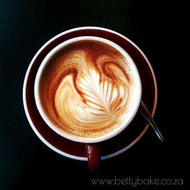 coffee / #instagram / Photo by http://instagram.com/bettybake/