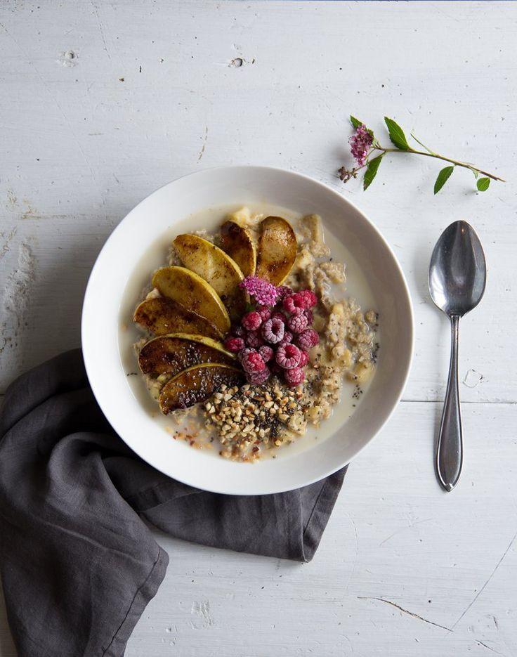 Autumn Porridge <3
