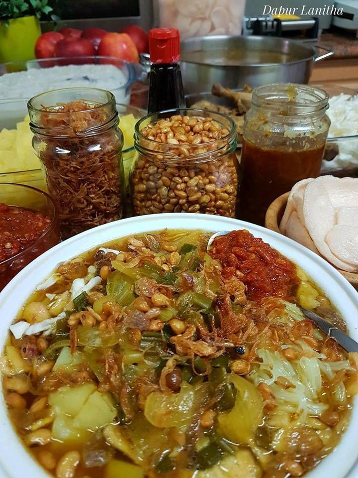Bubur Sop Ala Mang Kapi Cirebon By Ayu Aisyah Ulfa Langsungenak Com Resep Makanan Resep Masakan