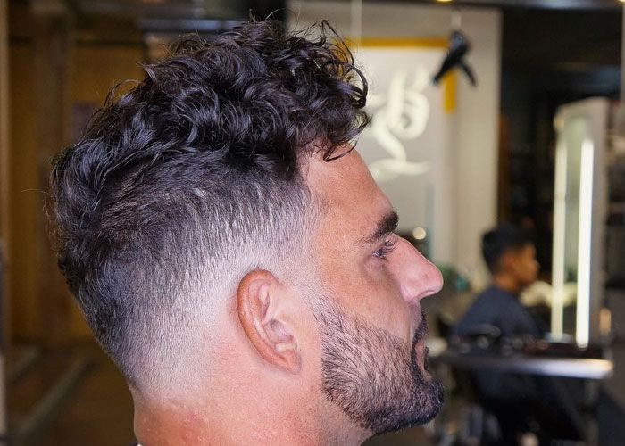 How To Get Curly Hair For Men 2020 Guide With 7 Steps Curly Hair Men Mens Hairstyles Thick Hair Curly Hair Styles