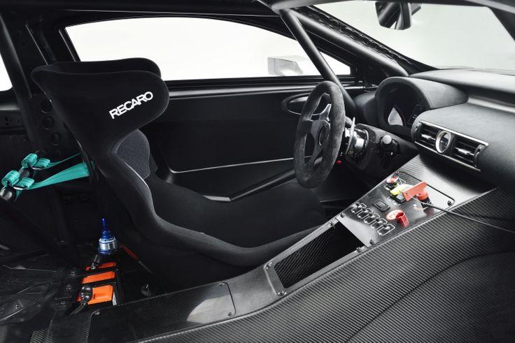 RC F GT3의 내부 인테리어. | Lexus Facebook ▶ www.facebook.com/lexusKR   #Lexus #LexusRCFGT3 #RCF #GT3 #Concept #GenevaMotorshow #Car