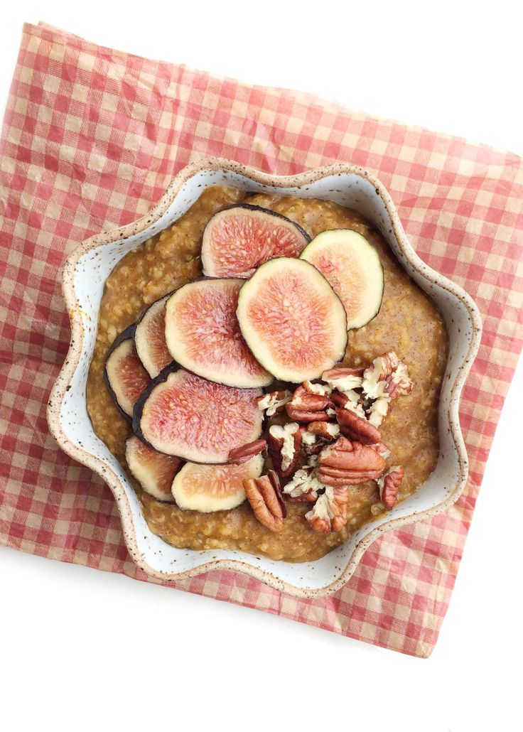 ... oatmeal) on Pinterest | Overnight oatmeal, Carrot cake oatmeal and