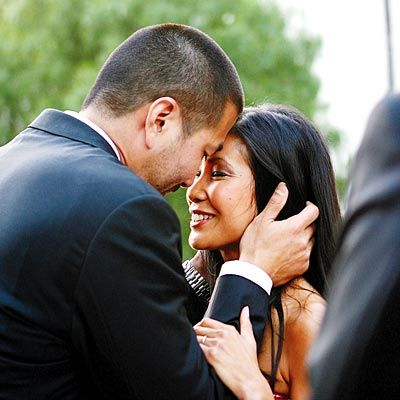 Celebrity Wedding: Lisa Ling & Paul Song - The Ceremony from #InStyle