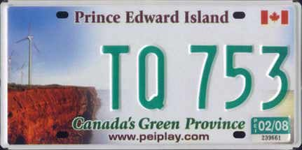 PEI Windmill series (2007-2013)