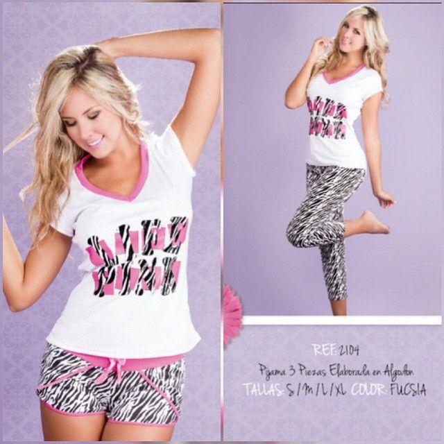 Déjate seducir por nuestra #MarcaDelDía: ANA E Pijamas y disfruta de la nueva colección con estampados. Local: 2021, tel: 2431606.  #ColombianoCompraColombiano.