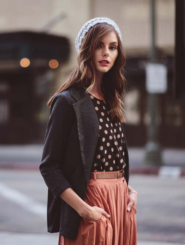 Chic City Dreams. A Story of Modern Classic Street Style. @ShopRuche Winter 2015 Lookbook. Shop at shopruche.com
