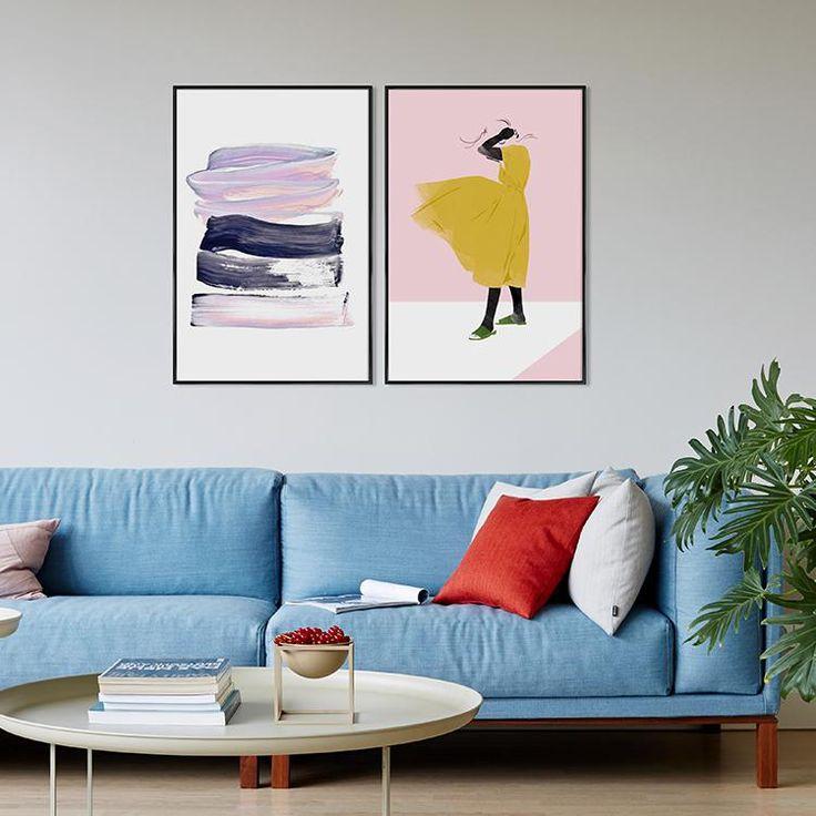 Einrichten in Pastellfarben mit Tanja Demmerath | JUNIQE