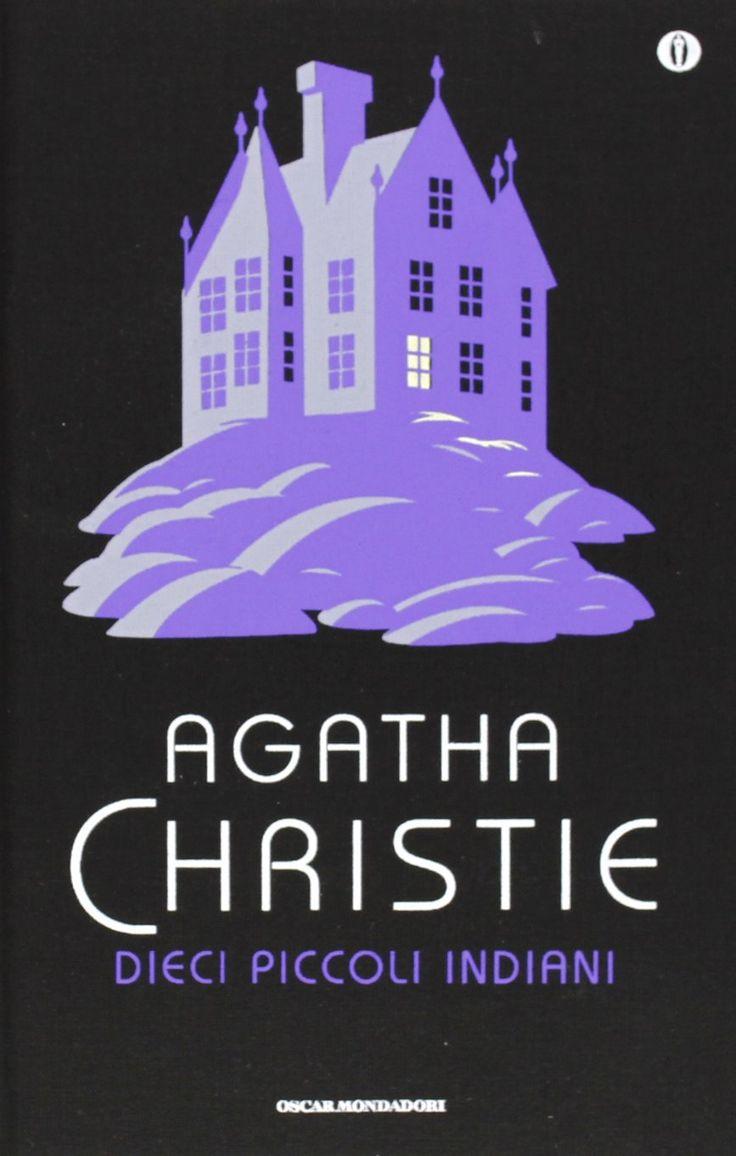 DIECI PICCOLI INDIANI, di Agatha Christie ed. Oscar Mondadori