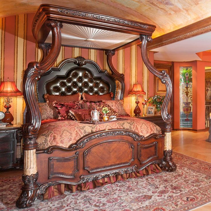 Pin by Jessica Lauryn on Victorian Home Canopy bedroom