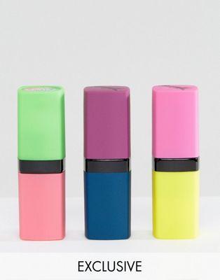 Barry M ASOS Exclusive Colour Change Lip Paint Set SAVE 20%