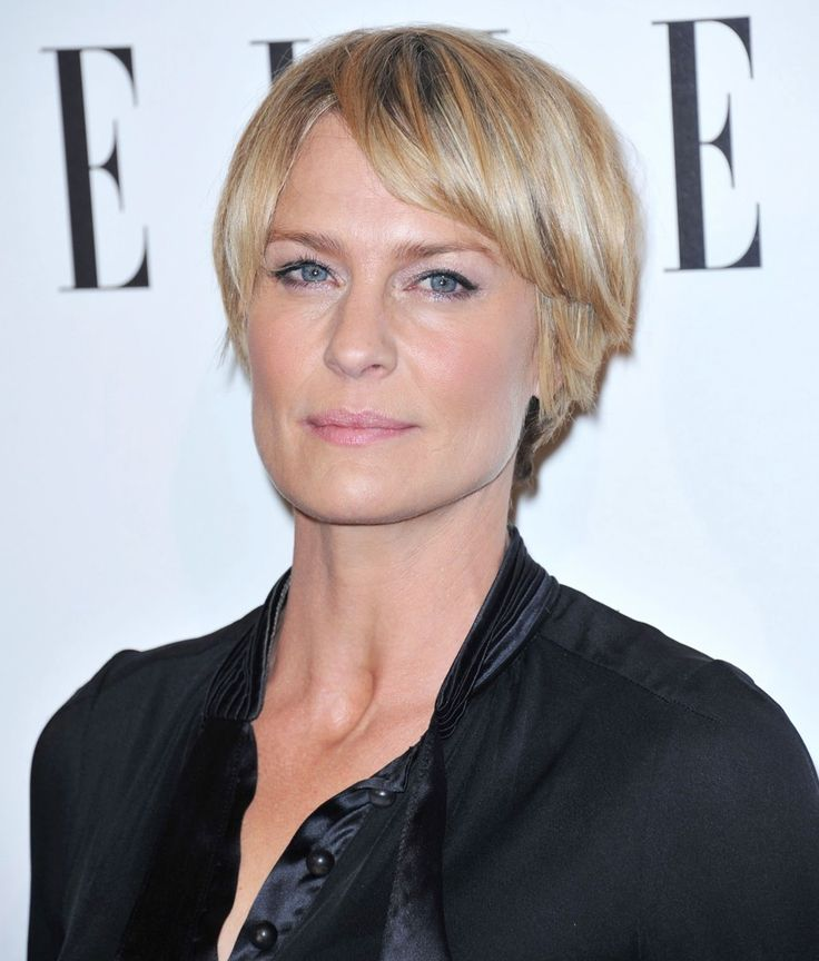 Robin Wright Haircut: 17 Best Images About