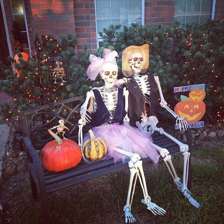2020 的 36 DIY Halloween Decorating Ideas Outdoors 主题