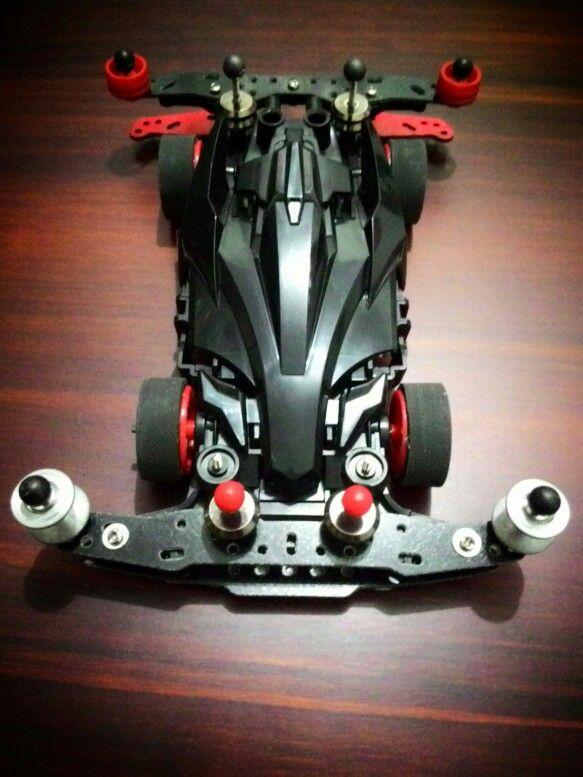 Azure Black STO100