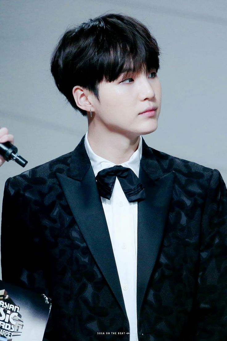 """•161202 BTS' SUGA @ MAMA 2016 