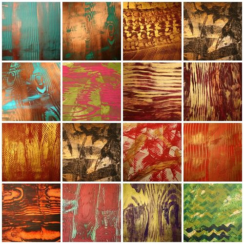 1. Turquoise and Copper Paste Paper, 2. Turquoise and Copper Paste Paper, 3. Paste Paper - 3 different textures, 4. Black and Metallic Paste Paper, 5. Turquoise and Copper Paste Paper, 6. Pink & Green Paste Paper, 7. Bordeuax acrylic and chartreuse ink paste paper, 8. Bordeuax acrylic and chartreuse ink paste paper, 9. Cranberry and Gold Paste Paper, 10. Black and Metallic Paste Paper, 11. Red, Gold and White Paste Paper, 12. Red and Gold Paste Paper, 13. Tangerine and Plum Paste Paper, 14…