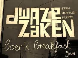 dwaze zwaken - Amsterdam