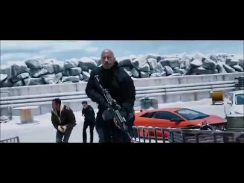THE FATE OF THE FURIOUS Trailer 2017