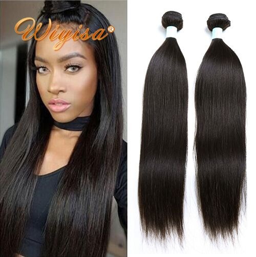 Unprocessed extensions distributors online sale 100 human gray remy hair weave wholesale hair extensions