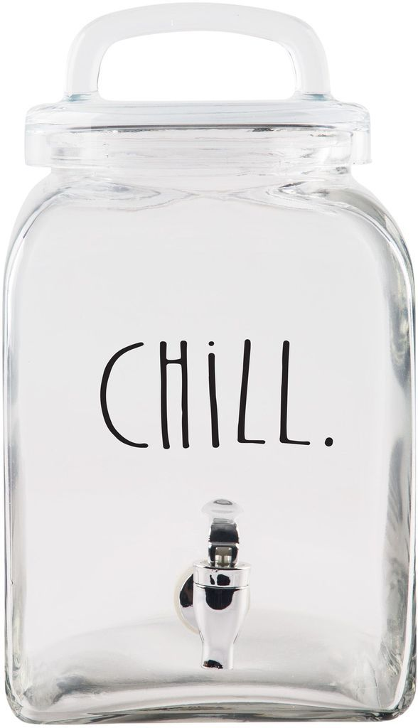 Rae Dunn 'Chill' 1.4 Gallon Beverage Dispenser
