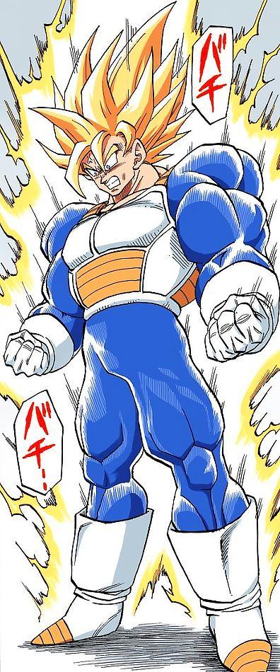 Goku Ultra SS Grade 2