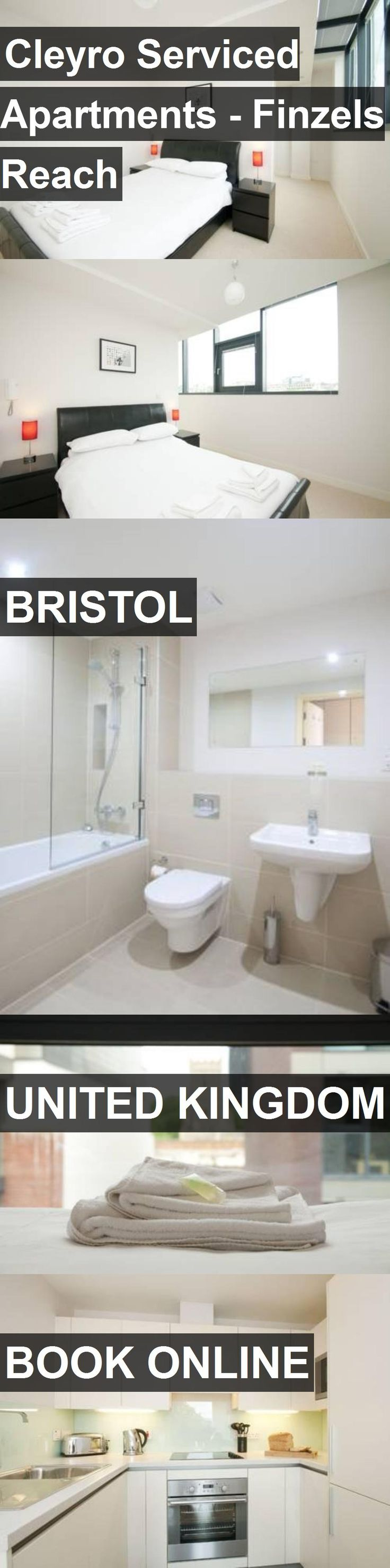 Hotel Cleyro Serviced Apartments - Finzels Reach in Bristol, United Kingdom. For more information, photos, reviews and best prices please follow the link. #UnitedKingdom #Bristol #hotel #travel #vacation