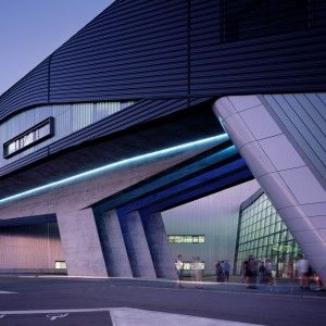 """Zaha+Hadid's+BMW+Central+Building+is+""""a+radical+piece+of+thinking,""""+says+Amanda+Levete"""