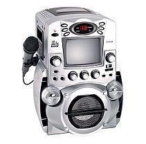 Singing Machine STVG-513 CD Karaoke System