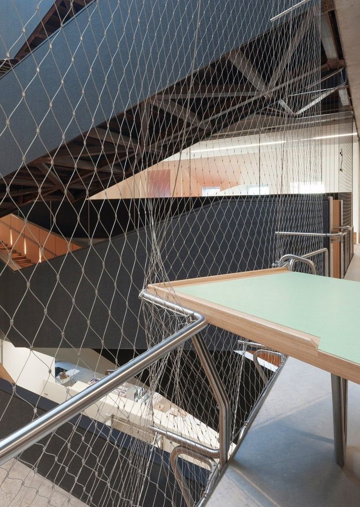 les 26 meilleures images du tableau garde corps maille sur pinterest architecture art. Black Bedroom Furniture Sets. Home Design Ideas