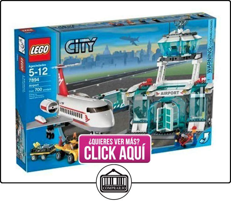 LEGO City Airport by LEGO  ✿ Lego - el surtido más amplio ✿ ▬► Ver oferta: https://comprar.io/goto/B00U204ZWW
