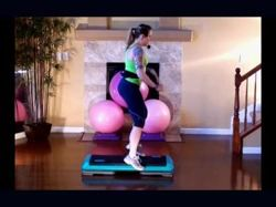 Workouts on Demand. Online Step Aerobics Workout Videos.