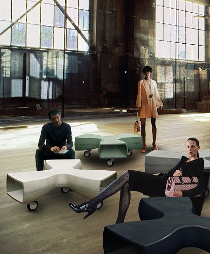 BEAT BLOOM PROPELLER Designer: Beat Glaser Year Of Design: 2009