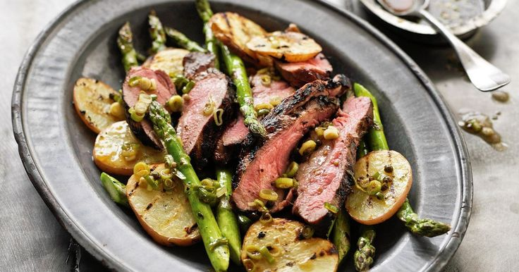 Barbecued lamb stars in this fabulous cuisine from the Mediterranean.