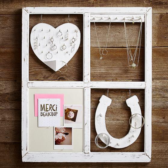 66 best Jewelry Storage Hanging Mirror images on Pinterest