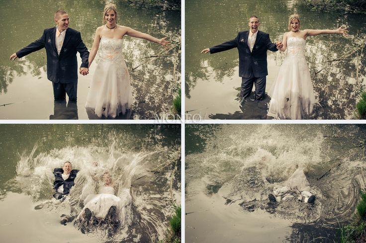 #WeddingPhotography #water