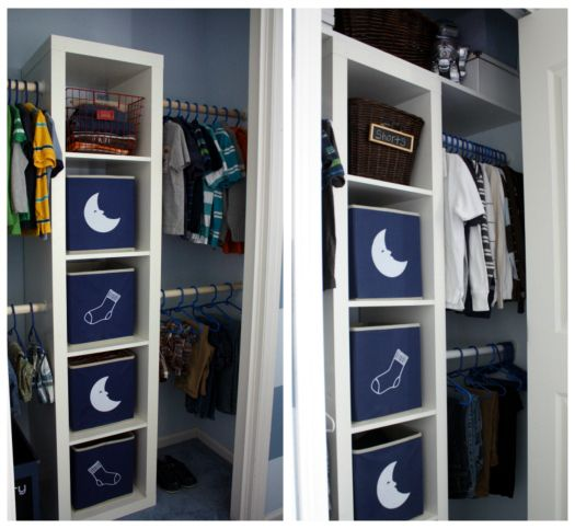 Closet Inspiration Home Organization Cleaning Tips Pinterest Closet Organization