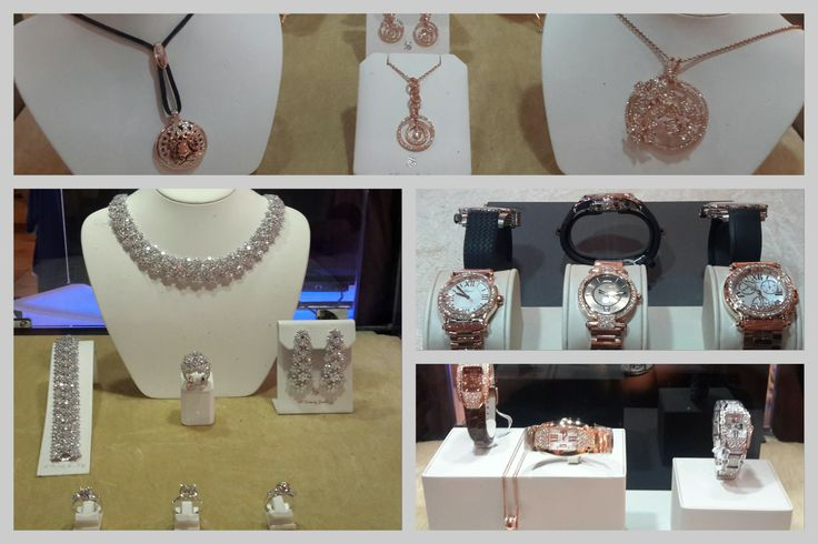 Fine pieces by Chopard and Al Thobaity Jewellers