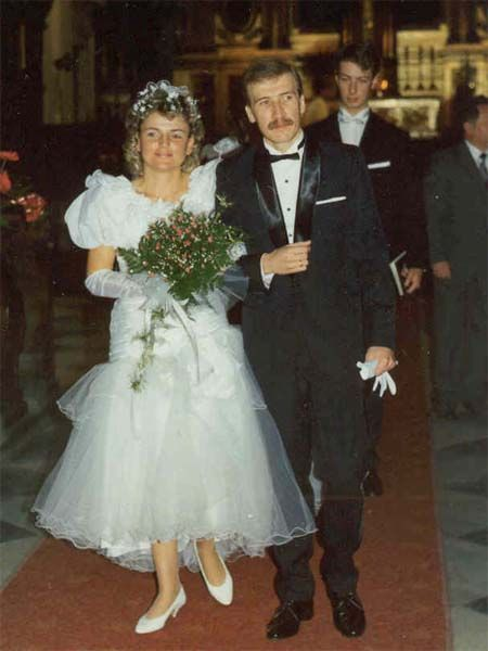 82 best images about 80s and 90s wedding dresses on ...