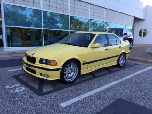 Motori: #Dakar #Yellow #3/4/5: 1997 BMW M3 Sedan 5-Speed (link: http://ift.tt/2eQI9Kt )