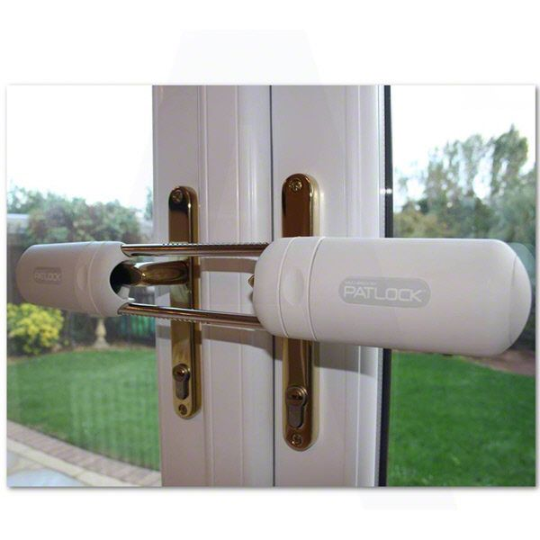 DoorHandleParts - PATLOCK Security Lock For French Doors and Conservatories, £75.00 (http://doorhandleparts.com/patlock-security-lock-for-french-doors-and-conservatories/)