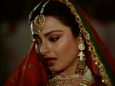 Umrao Jaan: Rekha in the role of a lifetime! Perfection personified :)