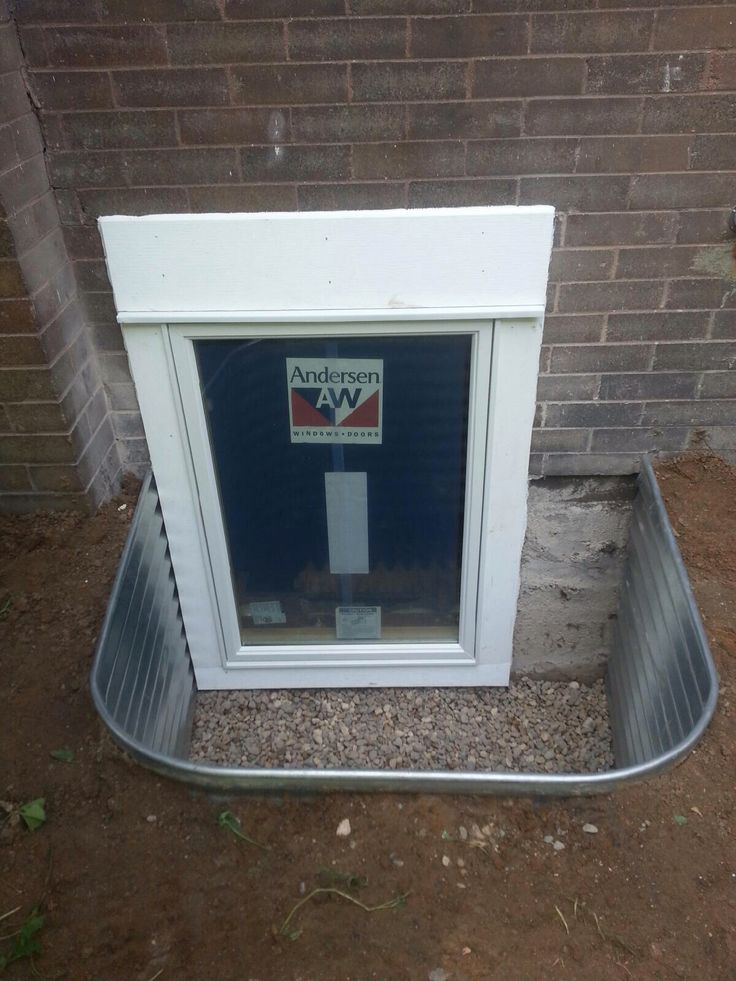 96 best Egress Window images on Pinterest | Egress window ...